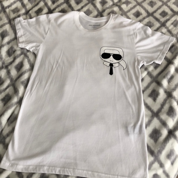 e7a7c9205b5be Karl Lagerfeld Tops - Karl Lagerfeld men s shirt